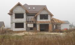 Дизайн-проект жилого дома с нуля в г. Черкассы