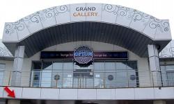 """Дизайн-проект и изготовление многоуровневой световой рекламной вывески бара """"Opium"""" в г.Черкассы по ул.Крещатик"""