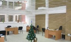"""Дизайн-проект и реконструкция офисного помещения рекламного агенства """"Дельфин"""", г.Черкассы"""