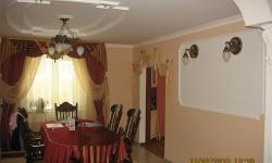Дизайн-проект и отделка жилого дома по ул.Университетской, г.Черкассы