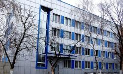 Дизайн-проект и отделка фасада композитными материалами здания обласного ветеринарного управления по ул.Смелянской в г.Черкассы