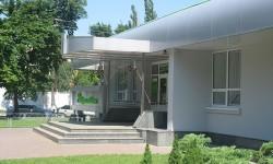 """Дизайн-проект и реконструкция фасада и помещения отделения """"Приватбанка"""" в г.Черкассы по ул.Гоголя"""