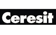логотип ceresit партнер компании по ремонту и строительству коммерческих помещений, офисов, частных домов и квартир в Черкассах