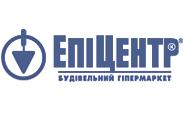 логотип Эпицентр партнер компании по ремонту и строительству коммерческих помещений, офисов, частных домов и квартир в Черкассах