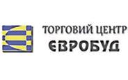 логотип евробуд партнер компании по ремонту и строительству коммерческих помещений, офисов, частных домов и квартир в Черкассах