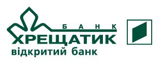 логотип Хрещатик клиента компании по ремонту и строительству коммерческих помещений, банков, заводов, магазинов, частных домов и квартир в Черкассах