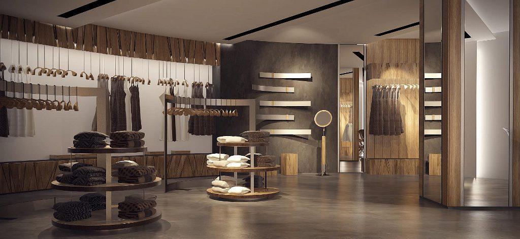 ремонт магазинов, торговых центров и бутиков от строительной компании Авебуд