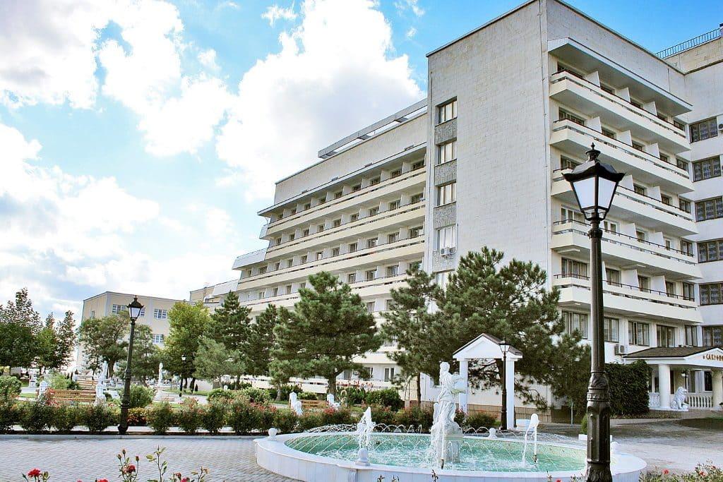 ремонт санаториев и гостиничных номеров в Черкассах от строительной компании Авебуд
