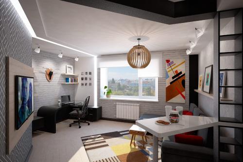 ремонт и строительство коммерческих помещений, квартир, офисов и домов в Черкассах от компании Авебуд